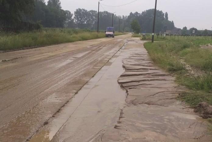 Meeste regen gemeten in Gooik en Pepingen