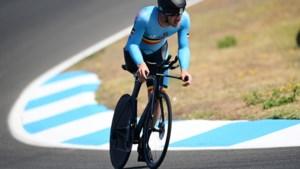 Zes Vlaamse G-renners en rolstoeltennisser Jef Vandorpe nemen deel aan Paralympische Spelen