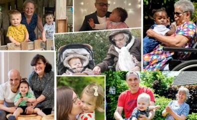 """""""We hebben veel van z'n eerste levensjaar gemist"""": grootouders kunnen kleinkinderen na al die tijd eindelijk in de armen sluiten"""