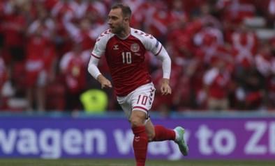 Christian Eriksen werd ontslagen uit ziekenhuis en ging meteen op bezoek bij Deense ploegmakkers