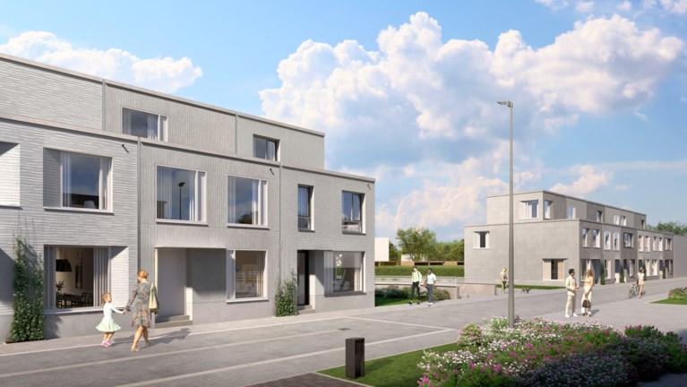"""Stad zet licht op groen voor 21 woningen aan park Papenhof: """"Op-en-top energiezuinig"""""""