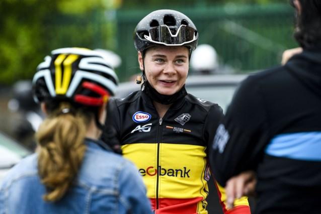 "Lotte Kopecky wil op BK wielrennen ""toeslaan op het juiste moment"""