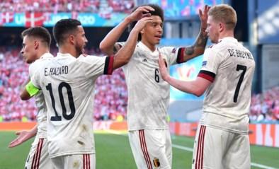 Eden Hazard, Kevin De Bruyne, Axel Witsel en Thomas Vermaelen starten maandag in de basis tegen Finland