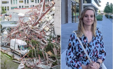 "Ooggetuigen na instorting basisschool in Antwerpen: ""In pyjama eerste hulp toegediend"""