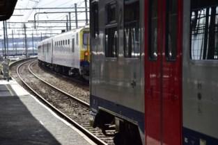 Blikseminslag verstoort treinverkeer