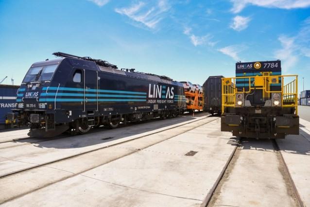 11.000 vrachtwagenritten minder dankzij nieuwe trein tussen Gent en Milaan