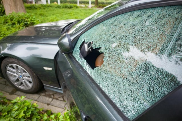 Auto-inbreker steelt portemonnee uit auto