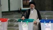 Iran verwacht zaterdag eerste resultaten presidentsverkiezingen, aartsconservatieve Raisi favoriet