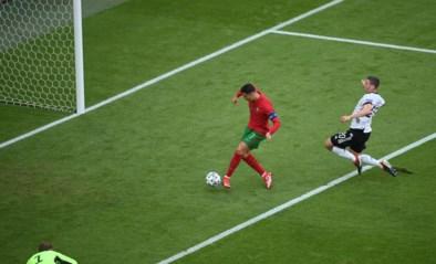 Nieuwe match, nieuw record: Ronaldo evenaart Kloses doelpuntenrecord op EK's en WK's