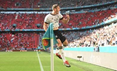 """De zoete wraak van matchwinnaar Robin Gosens op Ronaldo na shirtincident: """"Ik voelde me heel klein"""""""