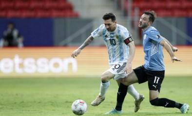 Argentinië en Chili winnen met kleinste verschil in Copa America