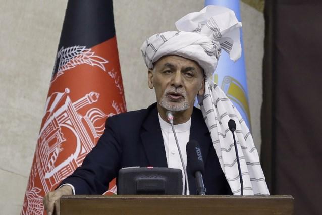Afghaanse president vervangt topministers nu taliban oprukken