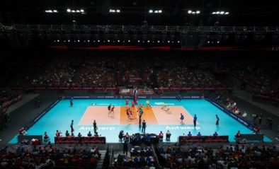 Red Dragons verliezen met 3-0 van Oekraïne in halve finale van European Golden League volley