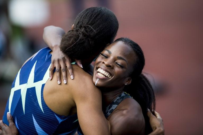 Nafi Thiam haalt degelijk niveau op 200 meter in Nijvel, Cynthia Bolingo duikt onder olympische limiet