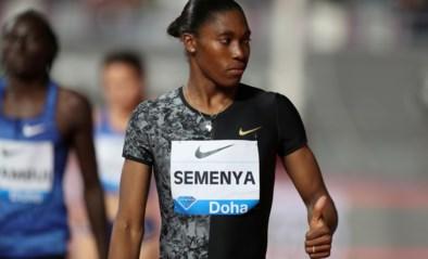 Zuid-Afrikaanse Caster Semenya haalt olympische norm opnieuw niet