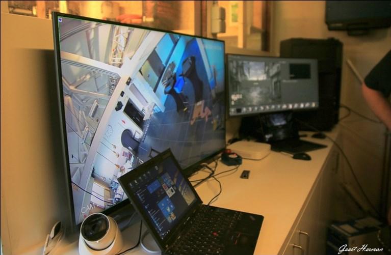 """Escaperoom in Lobos Christogewijs ingepakt: """"Het zal warm worden in onze regiekamer"""""""