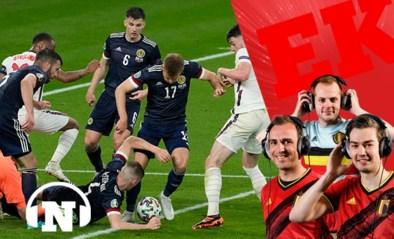 """SJOTCAST EK #8. """"Het voorspel rond Engeland - Schotland was al magisch genoeg, de match zelf deed er eigenlijk niet meer toe"""""""