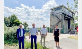 """Denderbelle krijgt nieuwe sluis én 'kunstige' fietsersbrug: """"Werken starten in 2023"""""""