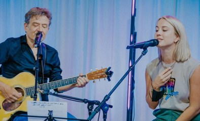 "Kat Kerkhofs en Bart Peeters schrijven lied voor Dries Mertens: ""Echt héél mooi"""