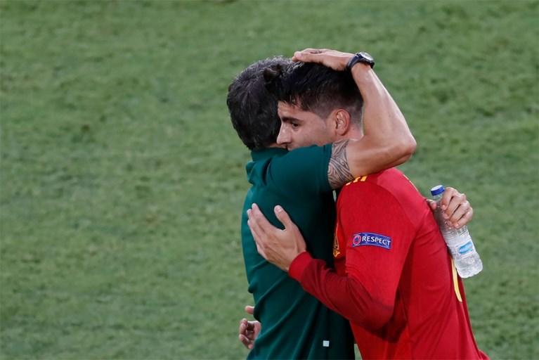 Spanje kan ook tegen Polen niet winnen: penaltymisser van Gerard Moreno breekt La Roja zuur op