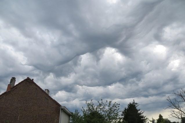 Code oranje in heel België: KMI waarschuwt voor felle onweersbuien zaterdagavond