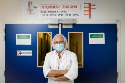 """Marc Noppen (UZ Brussel) is hard voor Belgische corona-aanpak: """"In tijden van nood gelden andere wetten"""""""