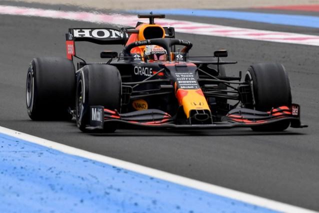 Max Verstappen wint spannende Grote Prijs van Frankrijk na geweldig tactisch steekspel met Lewis Hamilton en Mercedes