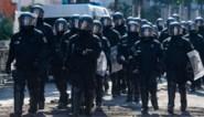 Politie drijft duizenden feestvierders uiteen in twee Duitse steden