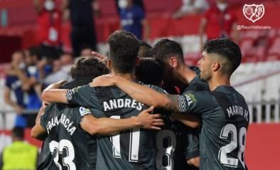 Rayo Vallecano keert terug naar Spaanse eerste klasse na 0-2 overwinning tegen Girona