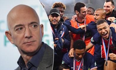 Jeff Bezos  komt mee voetballen: zijn Europese toppers straks enkel nog op Amazon Prime te zien?