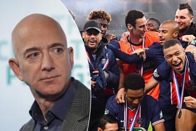 Jeff Bezos wil mee voetballen: kunnen we Europese topmatchen straks enkel nog op Amazon Prime volgen?