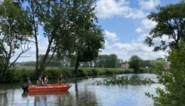 Pleziervaart op Leie tussen Gent en Deinze tijdelijk onderbroken door omgevallen boom