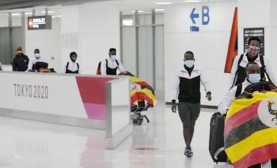 Eerste coronageval bij buitenlandse atleten die aankomen in Tokio is een feit: Oegandees test positief