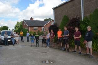 """Boeren protesteren tegen plan Cotthem Bos: """"In Oosterzele alleen al 65 bedrijven getroffen"""""""