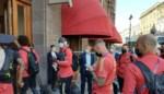 Rode Duivels zijn aangekomen in Sint-Petersburg