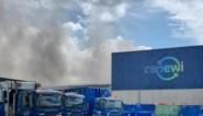 Brand bij Renewi in Houthalen na 5 uur geblust