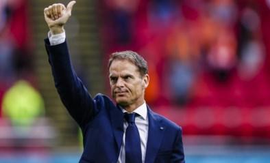 """Frank de Boer ziet Nederland stappen zetten op het EK: """"Gaat gewoon de goede kant op"""""""