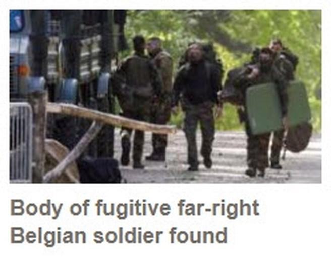 """Vondst van lichaam van Jürgen Conings is wereldnieuws: """"De Belgische Rambo is dood"""""""
