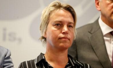 """Ex-minister Joke Schauvliege reageert na insinuaties OVAM-topvrouw over PFOS-dossier: """"Ik ben een heel gemakkelijke prooi op dit moment"""""""