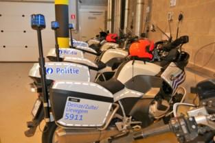 Koersfietsen gestolen uit garage