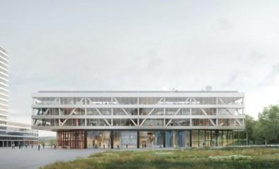 Dit wordt het nieuwe gebouw van de VRT