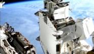 Aarde steelt show tijdens timelapse van urenlange ruimtewandeling