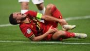 De grimas en de schreeuw: Eden Hazard deed Belgische voetbalfans even schrikken