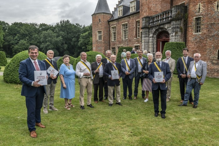 Al 140 jaar draagt 't Manneke uit de Mane het West-Vlaams uit