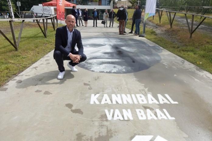 Een streetart cadeau voor vijf jaar Sven Nys Cycling Center