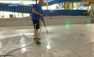 Sportcentrum in Aarschot krijgt een grondige onderhoudsbeurt, zwembad tot dinsdag gesloten