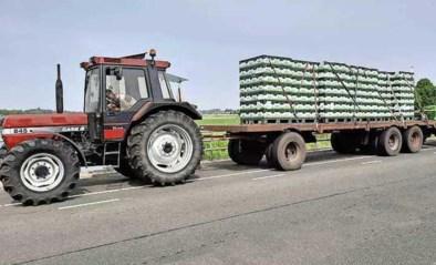 Snel de hogere alcoholprijzen voor zijn: Nederlandse vriendengroep legt samen voor tractor aan bier