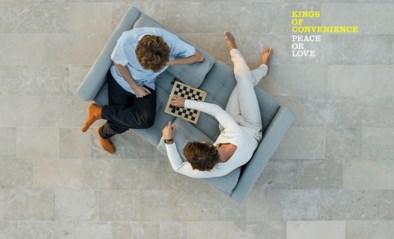 RECENSIE. 'Peace or love' van Kings of Convenience: Herfstalbum in de zomer****