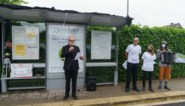 """Mich van Kommil Foo sluit eerste Gentse bushalte: """"Vermijden dat er nog 5.000 volgen"""""""