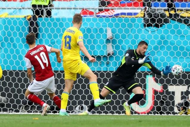 Roman Yaremchuk en co. laten het afweten: Oostenrijk klopt Oekraïne met 0-1 en mag zich opmaken voor 1/8ste finale tegen Italië